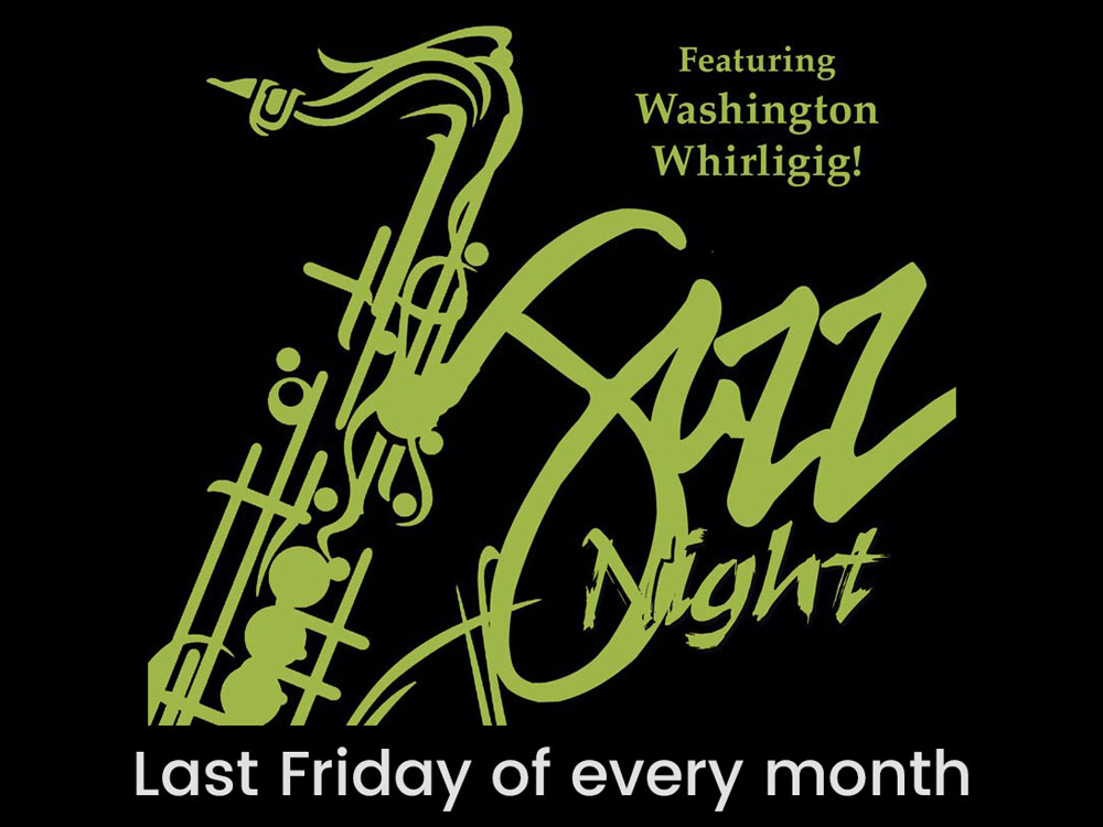Jazz Night at Lemon Tree Restaurant & Bar, Barnsley